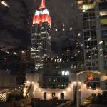Blick von der Rooftop-Bar