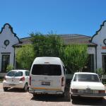 Stumble Inn Backpackers Lodge Stellenbosch Foto