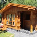 Es la cabaña donde nos alojamos