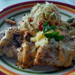 Fresh Caught Grouper Special