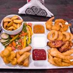 one of our tasty platters