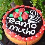 Delicioso pastel para disfrutar en restaurant café lukumbe puerto vallarta