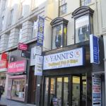 Yanni's fish & chips in Lord Street