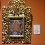 Богоматерь Розария из галереи икон в Королевском монетном дворе