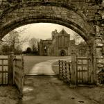 Dacre holiday cottage.  Lanercost Priory