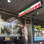 Andrew's Burgers