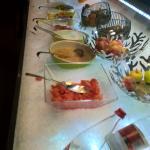fruits au petit dejeuner