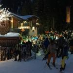 Mooserwirt - wahrscheinlich die schlechteste Skihutte am Arlberg Foto