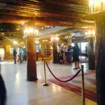 Old Faithful Inn Foto
