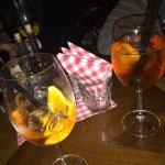Lovely italian style!  Love this place!  Will come back for sure!  Best aperol spritz ever! :)