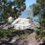 Nearby Cerros ruins