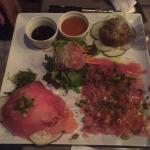 Assiette sashimi, Super bon