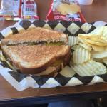 Great Tuna salad sandwich:)