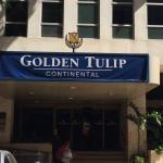 Golden Tulip Continental Foto