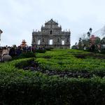 Ruins of St. Paul's Foto