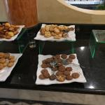 Restaurant Buffet. Comida mediocre y poco variada