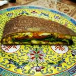 Delicious Jana wrap perfect for a Goddess!