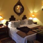 Small room in Casa Caballo.