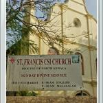 St Francis Church. First European Church