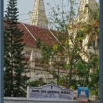 Santa Cruz Basilica is an important place of worship in Kochi.