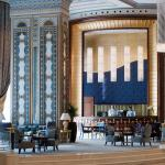 Chorisia Lounge at the Ritz Carlton ,Riyadh