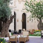 Chorisia Lounge out Door Seeting erea , The Ritz Carlton, Riyadh