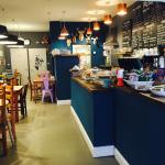 The Cafe Lambourn