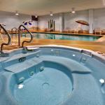Holiday Inn Express Coralville Foto