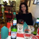 Entraine d'apprécier une bonne bière Peroni!