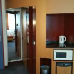 Photo de Novotel Suites Hannover City