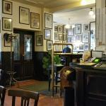 Das Café Journal unterer Teil mit Theke
