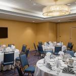 Hitchcock Room – Social Event Setup
