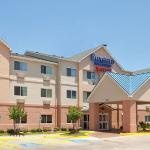 Fairfield Inn & Suites Houston I-45 North