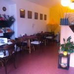 Our little breakfast cafe