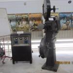 Máquina usada no século passado