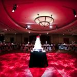 Covington Ballroom Wedding Reception