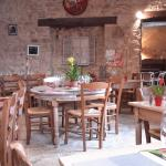Restaurant, spacious, light and comfortable