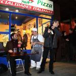 Performance en Pizza Grossi
