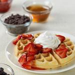 Fresh Waffles & Toppings