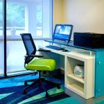 SpringHill Suites Boston Andover Foto