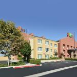 Hotel Exterior of Holiday Inn Express & Suites Elk Grove