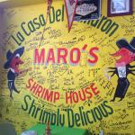 Maro's Shrimp House Foto
