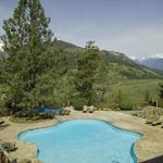 Sun Mountain Lodge Foto