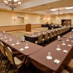 Meet in comfort in our Ballroom