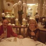 Wedding Anniversary Dinner at Le Bord Eau - Abu Dhabi