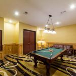 Pool Table Room exclusively for your entertainment