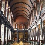 Foto de Trinity College Library Dublin