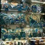 Istanbul Bazaar Turkish Art & Deko Photo