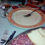 L'auberge savoyarde, Lyon - La valeur sûre ici : La raclette avec fromage et patates à volonté 1