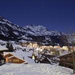 Hotel Jungfraublick Wengen Foto